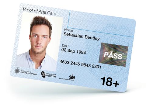 PASS-card